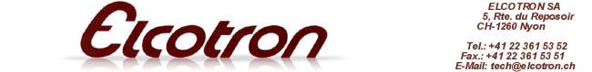 Informationen zu ELCOTRON